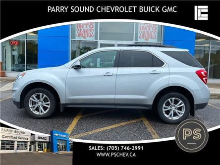2016 Chevrolet Equinox 1LT (Stk: 20-195A) in Parry Sound - Image 1 of 19