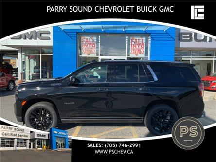 2021 Chevrolet Tahoe High Country (Stk: 21-006) in Parry Sound - Image 1 of 22