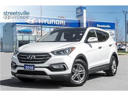 2018 Hyundai Santa Fe Sport  (Stk: 20SF076A) in Mississauga - Image 1 of 20