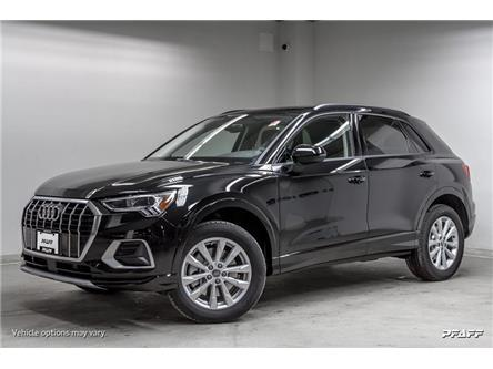 2021 Audi Q3 45 Komfort (Stk: A13391) in Newmarket - Image 1 of 22