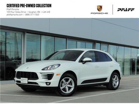 2017 Porsche Macan  (Stk: U8791) in Vaughan - Image 1 of 19