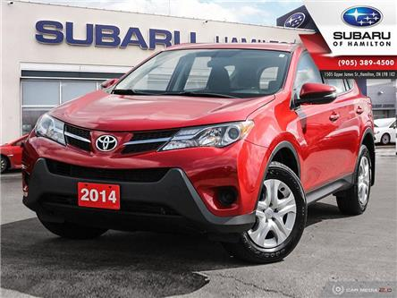 2014 Toyota RAV4 LE (Stk: S8517A) in Hamilton - Image 1 of 23