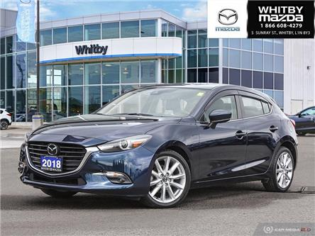 2018 Mazda Mazda3 Sport GT (Stk: P17640) in Whitby - Image 1 of 27