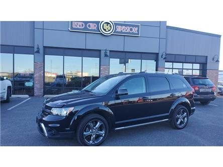 2014 Dodge Journey Crossroad (Stk: UC4008) in Thunder Bay - Image 1 of 15