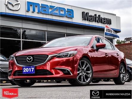 2017 Mazda MAZDA6 GT (Stk: P2011) in Markham - Image 1 of 28