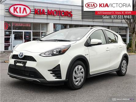 2018 Toyota Prius C Base (Stk: A1670) in Victoria - Image 1 of 25