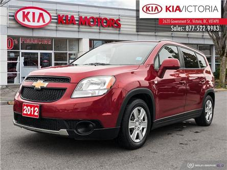 2012 Chevrolet Orlando 2LT (Stk: A1651) in Victoria - Image 1 of 23