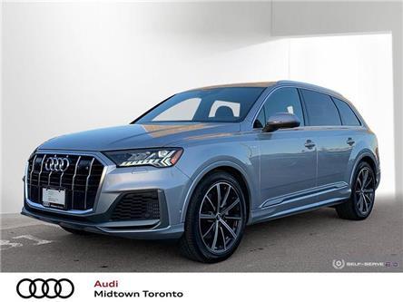 2020 Audi Q7 55 Technik (Stk: AU9235) in Toronto - Image 1 of 22