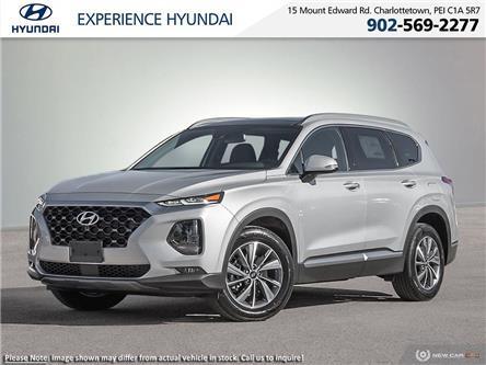 2020 Hyundai Santa Fe Preferred 2.4 w/Sun & Leather Package (Stk: N959) in Charlottetown - Image 1 of 23