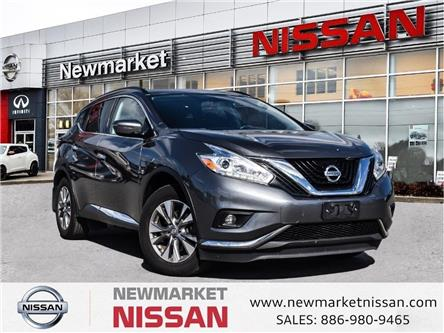 2016 Nissan Murano SV (Stk: UN1151) in Newmarket - Image 1 of 26
