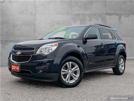 2014 Chevrolet Equinox 1LT (Stk: 8727) in Quesnel - Image 1 of 25