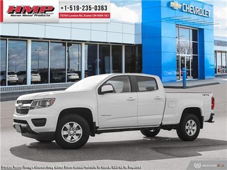 2021 Chevrolet Colorado WT (Stk: 88206) in Exeter - Image 1 of 22