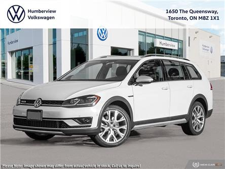 2019 Volkswagen Golf Alltrack 1.8 TSI Execline (Stk: 98118) in Toronto - Image 1 of 23