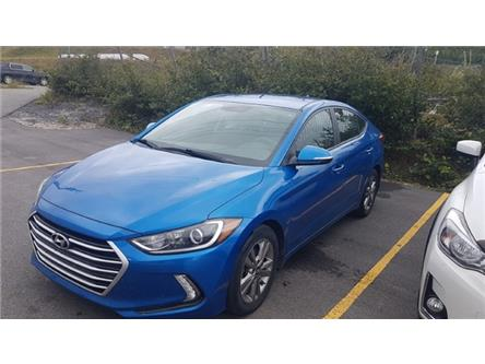 2017 Hyundai Elantra GL (Stk: #244249) in Vaughan - Image 1 of 5