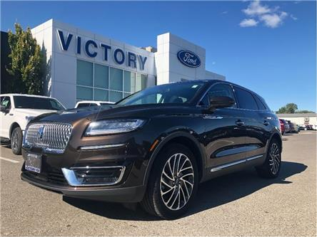 2019 Lincoln Nautilus Reserve (Stk: V10411CAP) in Chatham - Image 1 of 24