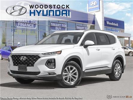2020 Hyundai Santa Fe Essential 2.4  w/Safety Package (Stk: SE20048) in Woodstock - Image 1 of 23