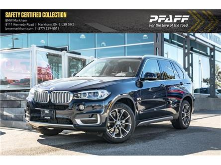 2017 BMW X5 xDrive35i (Stk: O13319) in Markham - Image 1 of 22