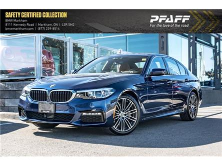 2017 BMW 530i xDrive (Stk: O13428) in Markham - Image 1 of 22