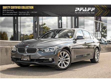 2017 BMW 330i xDrive Sedan (8D97) (Stk: O13435) in Markham - Image 1 of 22