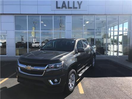 2018 Chevrolet Colorado Remote Start, Back-up cam, Low kms, (Stk: 00206A) in Tilbury - Image 1 of 22
