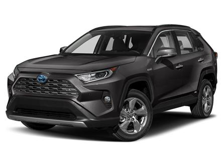 2020 Toyota RAV4 Hybrid Limited (Stk: 102708) in Winnipeg - Image 1 of 9