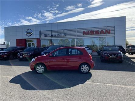 2017 Nissan Micra SV (Stk: 20-073A) in Smiths Falls - Image 1 of 13