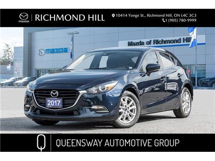 2017 Mazda Mazda3 Sport GS (Stk: P0525) in Richmond Hill - Image 1 of 19