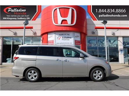 2011 Nissan Quest 3.5 SV (Stk: 22669W) in Greater Sudbury - Image 1 of 25