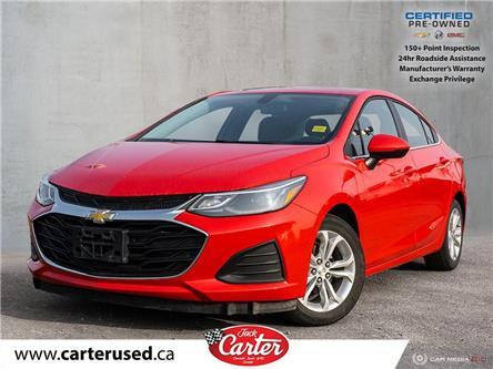 2019 Chevrolet Cruze LT (Stk: 42323L) in Calgary - Image 1 of 27