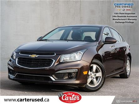 2015 Chevrolet Cruze 1LT (Stk: 56284L) in Calgary - Image 1 of 27