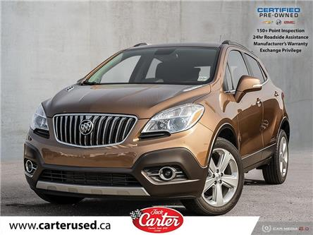 2016 Buick Encore Convenience (Stk: 601701L) in Calgary - Image 1 of 27