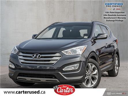 2015 Hyundai Santa Fe Sport  (Stk: 51280L) in Calgary - Image 1 of 27
