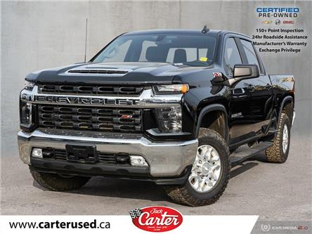 2020 Chevrolet Silverado 3500HD LT (Stk: 107937L) in Calgary - Image 1 of 27