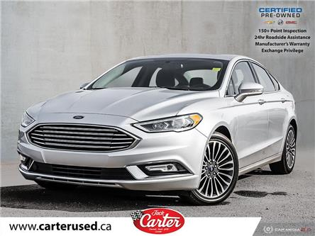 2017 Ford Fusion SE (Stk: 101153L) in Calgary - Image 1 of 28