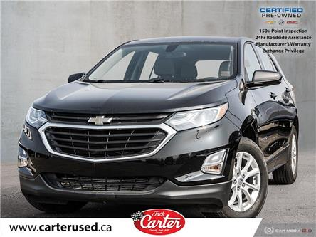 2018 Chevrolet Equinox LS (Stk: 68041L) in Calgary - Image 1 of 27