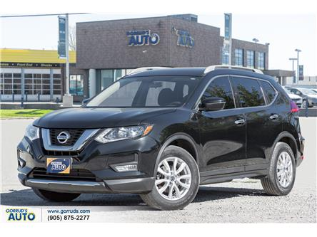 2017 Nissan Rogue SV (Stk: 800516) in Milton - Image 1 of 19
