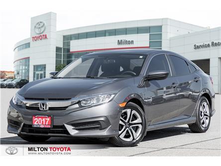 2017 Honda Civic LX (Stk: 038047) in Milton - Image 1 of 21