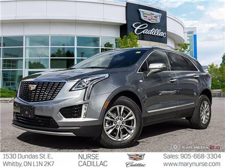2021 Cadillac XT5 Premium Luxury (Stk: 21K008) in Whitby - Image 1 of 26