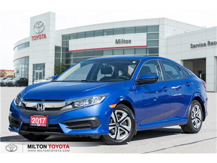 2017 Honda Civic LX (Stk: 002863) in Milton - Image 1 of 21