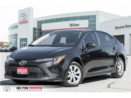 2020 Toyota Corolla LE (Stk: 001252A) in Milton - Image 1 of 20