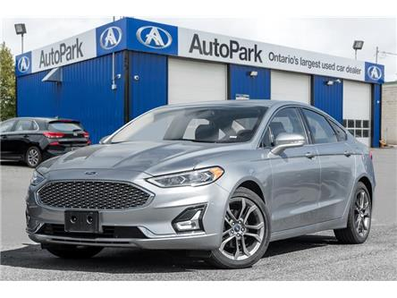 2020 Ford Fusion Hybrid Titanium (Stk: 20-00275R) in Georgetown - Image 1 of 21