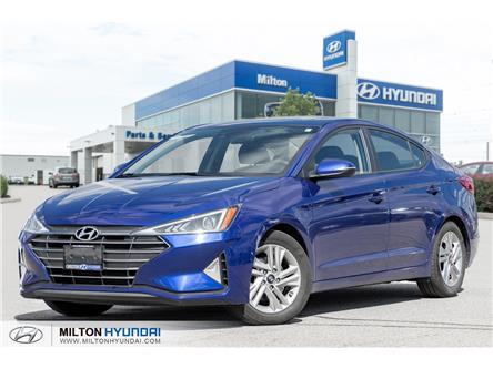 2019 Hyundai Elantra Preferred (Stk: 752381A) in Milton - Image 1 of 21