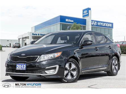 2012 Kia Optima Hybrid Premium (Stk: 021379) in Milton - Image 1 of 20