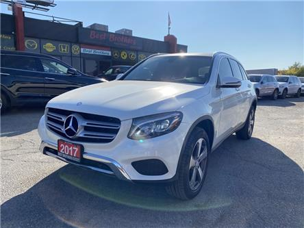 2017 Mercedes-Benz GLC 300 Base (Stk: 151279) in Toronto - Image 1 of 18