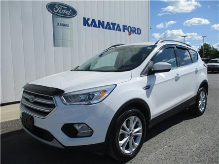 2017 Ford Escape SE (Stk: P50310) in Kanata - Image 1 of 11
