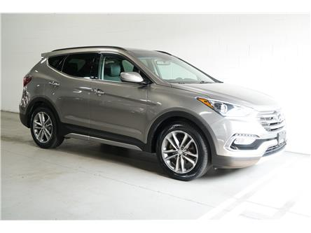 2017 Hyundai Santa Fe Sport 2.0T Limited (Stk: 434250) in Vaughan - Image 1 of 30