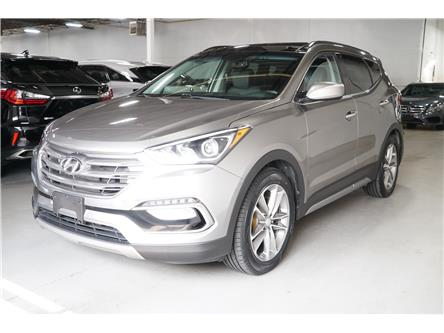 2017 Hyundai Santa Fe Sport 2.0T Limited (Stk: 434250) in Vaughan - Image 1 of 28