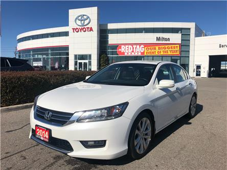 2014 Honda Accord Touring (Stk: 806000) in Milton - Image 1 of 16