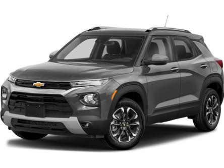 2021 Chevrolet TrailBlazer LS (Stk: F-XZJMXV) in Oshawa - Image 1 of 5