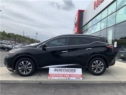 2018 Nissan Murano SL (Stk: 11180A) in Sudbury - Image 1 of 13